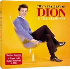 The Very Best of Dion and The Belmonts - 2 CD Album 40 Tracks