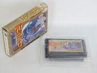 Famicom HYAKKI YAGYO YAKO Nintendo No Instruction ccn Japan Game fc