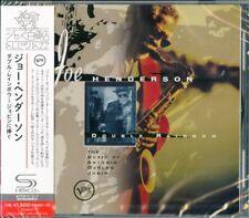 JOE HENDERSON-DOUBLE RAINBOW-JAPAN SHM-CD C94