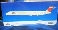 hasegawa 10651:1400 modellbausatz japan airlines MD-90 ovp 1:200