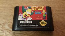 Krusty 's Super Fun House-Sega Mega Drive