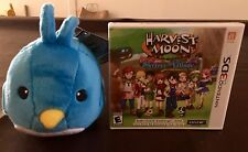 Harvest Moon Skytree Village 3DS PLUS  Bluebird Plush Brand NEW by Natsume