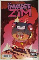 INVADER ZIM #1 [Newbury Comics variant cover; Jhonen Vasquez]