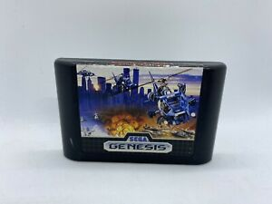 Super Thunder Blade - Sega Genesis- Spiel - Gut