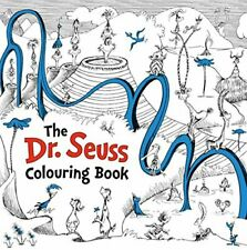 Dr. Seuss Colouring Book New Paperback Book