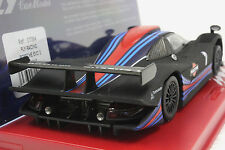 FLY 115 MARTINI PORSCHE 911 GT1 98 RACING EVO 3 22,000 RPM NEW 1/32 SLOT CAR