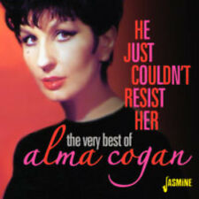 Alma Cogan - He Just Couldn't Resist Her: Very Best of [New CD] UK - Import