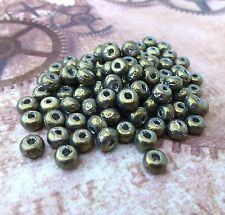 20 grams tube Miyuki pearls 5/0 glass beads BAROQUE PEARL DK OLIVE