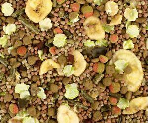 100% NATURAL FOOD HAMSTER, GERBIL FOOD WITH HERBS VEGETABLES FRUIT ENERGY HEALTH