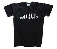 Standard Edition Elektriker Elektrotechnik Elektroniker Evolution T-Shirt S-XXXL