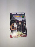 PHONE BOOTH TELECOM 90s PHONE CARD $4 PHONECARD