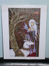 Amy Brown - Seer - Out Of Print - Very Rare