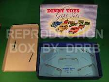 Dinky #199 (Gift Set 3) Passenger Cars - Reproduction Box by DRRB