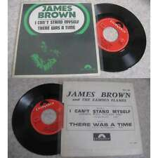 JAMES BROWN & THE FAMOUS FLAMES-I Can't Stand Myself rare French PS Psych Funk