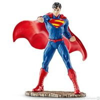 DC COMICS JUSTICE LEAGUE SUPEREROI SUPERHEROES SUPERMAN FIGHTING SCHLEICH 22504