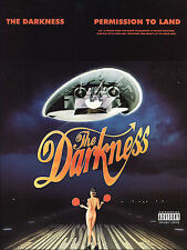 The Darkness Permission To Land Learn Play Pop Rock Guitar TAB Music Book