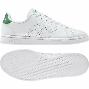 adidas ADVANTAGE (F36424) Damen Freizeitschuhe Sneaker Turnschuhe Weiß CORE