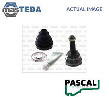 NEW PASCAL DRIVESHAFT CV JOINT KIT G1G012PC I OE REPLACEMENT