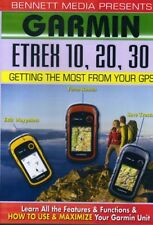 Garmin Etrex 10 20 30 [New DVD]