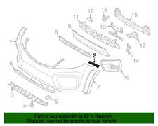 NEW Kia Sorento Front Bumper Cover Side Reinforcement RIGHT OEM 86578-1U200