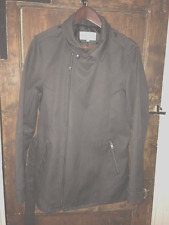 Reiss Branded Stylish Brown Belted Coat