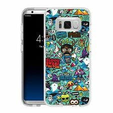 Coque Etui Samsung Galaxy S 8 Plus - Motif Scale