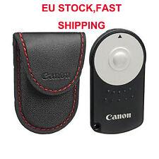 CANON RC-6 IR Wireless Remote Control Shutter Release For Canon DSLR Camera EU