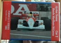 Carms Sports Cards Formula 1 Series Inaugural Edition 1991 Complete 105 card set