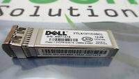 Dell N198M 0N198M FTLX1371D3BCL 10GBASE-LRM SFP+ 1310nm Transceiver Module