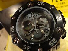 Invicta 28553 52mm Sea Hunter Propellar Chrono Blk MOP Dial Bracelet Watch NEW!