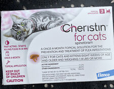 Cheristin for cats (topical applicator 3)