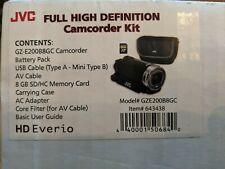 Memory Cards 2 Pack JVC Everio GZ-HD5 Camcorder Memory Card 2 x 8GB Secure Digital High Capacity SDHC