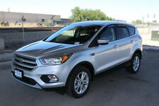 Ford Escape 2013 - 2019 Wind deflectors In-Channel
