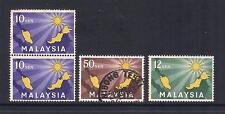 (UXMY045) MALAYSIA 1963 Inauguration of Federation set