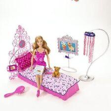 Mattel Bedroom Miniatures & Houses for Dolls