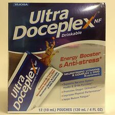 1 ULTRA DOCEPLEX ENERGIZANTE ANTIESTRES/ULTRADOCEPLEX ENERGY BOOSTER ANTI-STRESS
