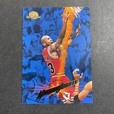 1995-96 SkyBox Basketball Michael Jordan Chicago Bulls Card # 15 Hall of Fame