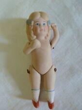 Ancienne Petite Poupée En Porcelaine Articulée liliputienne Simon Halbig SFBJ ?
