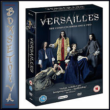 VERSAILLES - COMPLETE SERIES 1 & 2  *BRAND NEW DVD BOXSET**