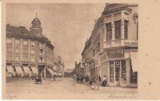 Cartolina Jugoslavia Croazia Osijek Kapucinska Ulica