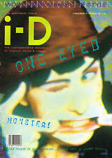 i-D #31 11/1985 Spectator Iss BLAIR BOOTH Norma Kamali HARRY CARPENTER @Near Mnt