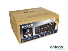 Onkyo TX-NR696 7.2 Heimkino AV-Receiver Verstärker THX HDR10 4K Atmos Schwarz