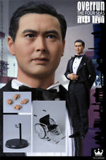 Warrior Model Sn002 1/6th Thief Movies Series Chow Yun Chow Figure Collectible