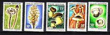Zentralafrika Michelnummer  132 - 136  postfrisch