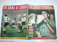 UN ANNO DI SPORT  supplemento a Sport Illustrato 1953  - Coppi mondiale etc. etc