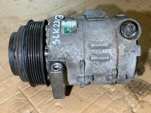 96-04 Mercedes Benz AIRCON AC COMPRESSOR PUMP A0002340911 W208 R170 MB SLK CLK C