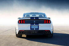 2016 FORD MUSTANG SHELBY GT350 COBRA CAR POSTER PRINT STYLE C 24x36 HI RES