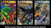 JLA/Titans 1 2 3 DC 1998 Complete Set Run Lot 1-3 VF/NM