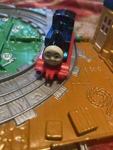 THOMAS THE TANK & FRIENDS ERTL BLUE METALLIC TRAIN