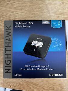 NETGEAR MR5100 Nighthawk Hotspot Pro for AT&T - Black